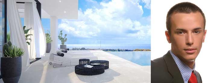 Агент по продаже недвижимости Кипр
