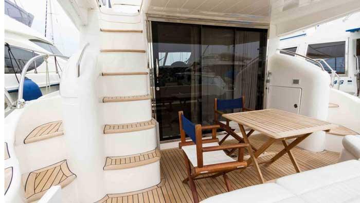 Снять яхту на Кипре Princes 50 Ларнака