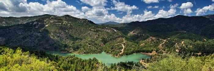 экскурсии на Кипре с частным гидом Троодос