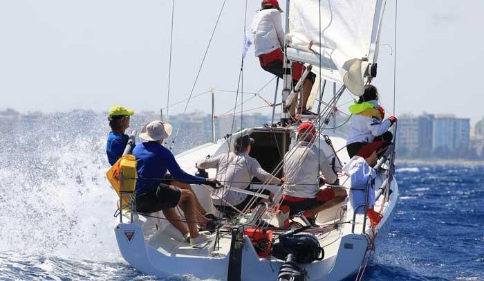 Аренда гоночных яхт Кипр FAREAST