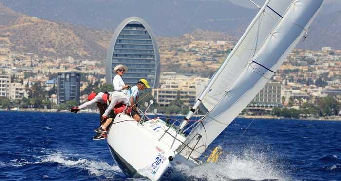 Аренда гоночных яхт на Кипре FAREAST