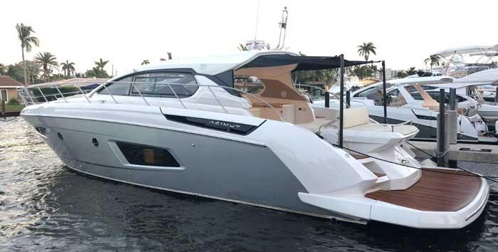 Продажа на Кипре Azimut яхт
