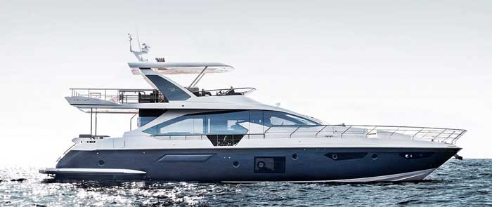 Продажа яхт Azimut на Кипре