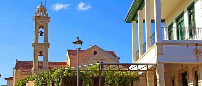 Троодос деревня Арсос Кипр