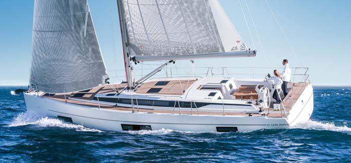 Аренда парусной яхты bavaria c45 Кипр