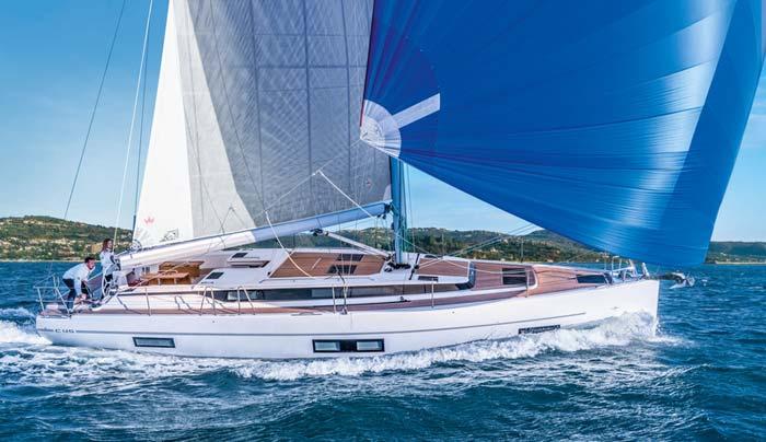 Аренда яхты bavaria c 45 Кипр