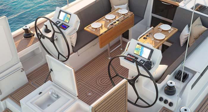 Чартер парусной яхты Bavaria c 45 Кипр