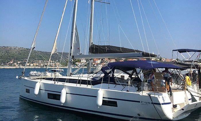 Чартер парусной яхты Bavaria c 45 на Кипре