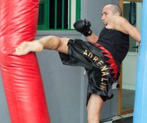 детский лагерь на Кипре тренер по тайскому боксу