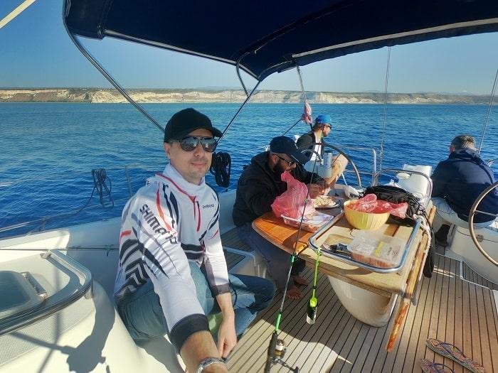Аренда яхты на Кипре для семейного отдыха