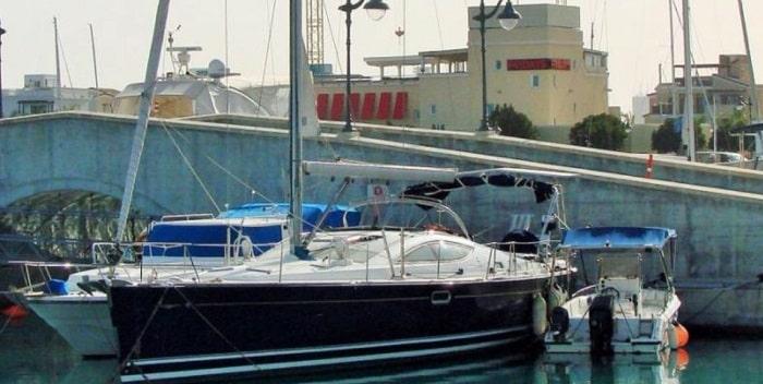 Аренда яхты sun odyssey 49 на Кипре