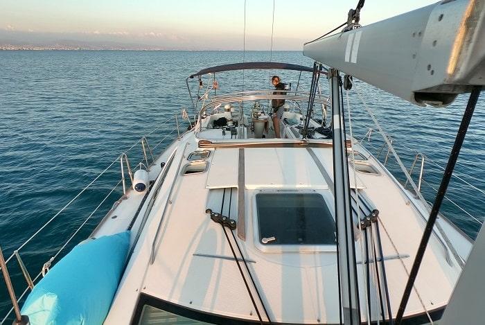 Чартер парусных яхт на Кипре