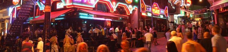Лучшие развлечения на Кипре ночью