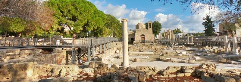 Развлечения экскурсии на Кипре