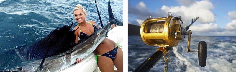 развлечения на Кипре морская рыбалка