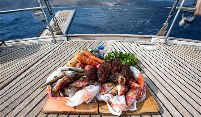 индивидуальная рыбалка Кипр