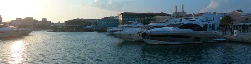 продажа яхты в Лимассоле