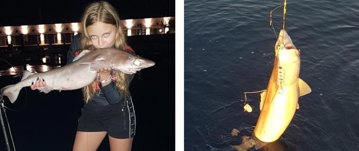рыбалка на акул Кипр