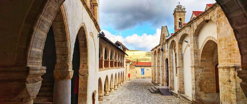 Кипрская Православная церковь Омодос экскурсия с гидом