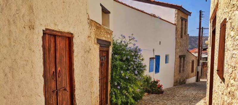Деревня Омодос экскурсия с гидом