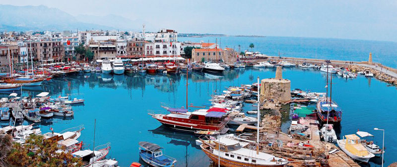 Экскурсии в Кирению гид