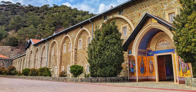 Экскурсия в Троодос монастырь Киккос