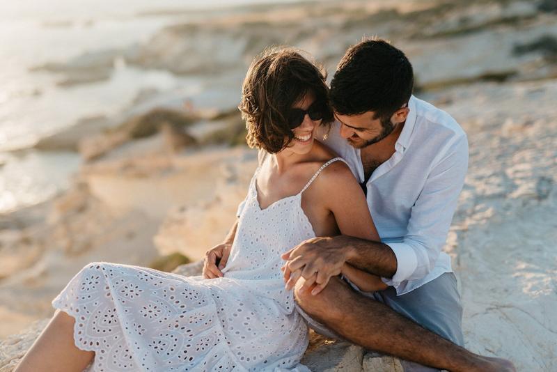 love story на Кипре Анджей