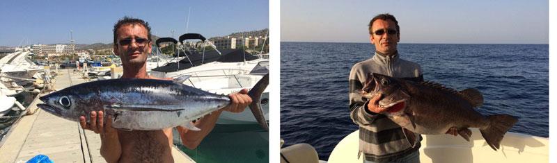 Аренда рыболовного катера Кипр