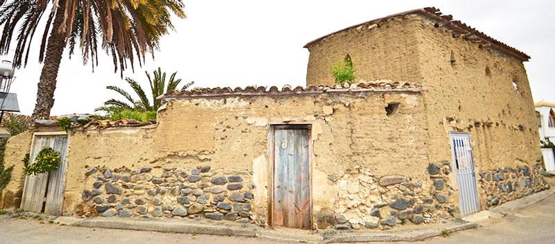 Деревня Менико Кипр