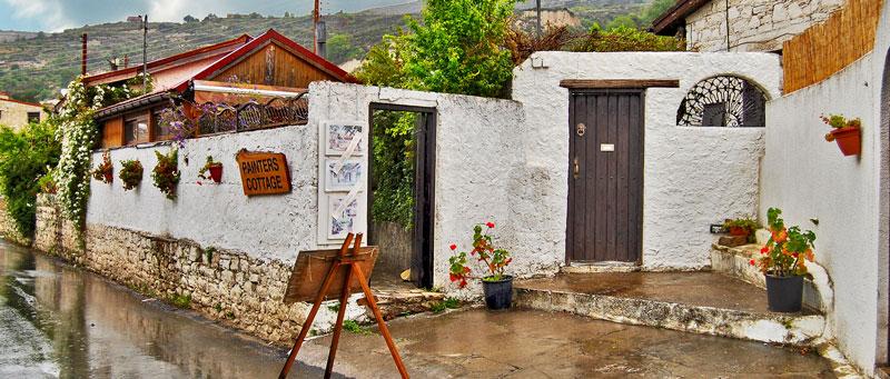 Деревня Монагри