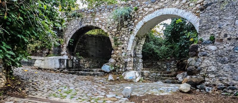 Деревня Галата