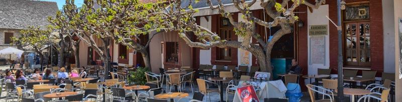 Омодос кипрская деревня