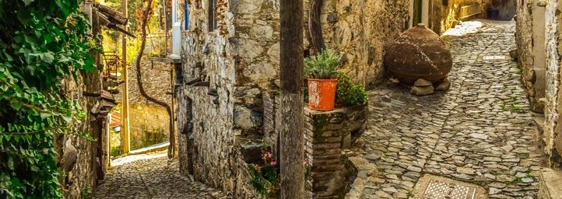Самые особенные деревни Кипра