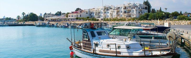 Зиги рыбацкая деревня Кипра