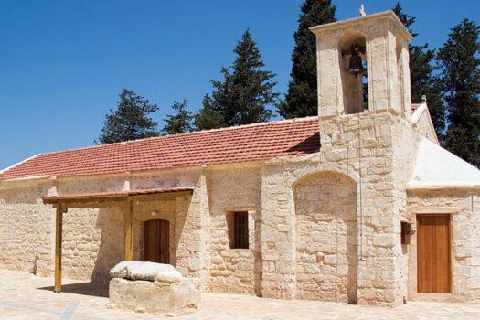 Кипр деревня Ародес