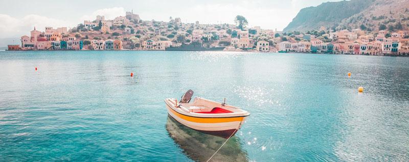 Круизы на катамаране с Кипра на Кастелоризо