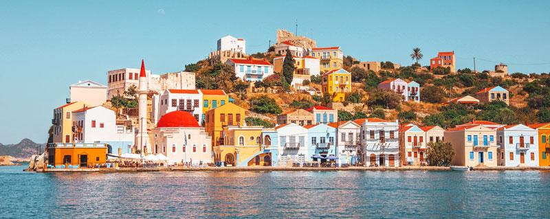 Круиз на яхте с Кипра в Грецию на остров Кастелоризо – любимый маршрут путешествий яхтсменов!