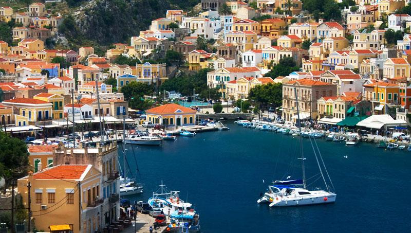 Круизы с Кипра на греческие острова