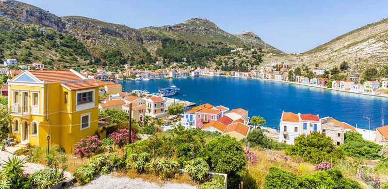 Круизы с Кипра на греческий остров Кастелоризо