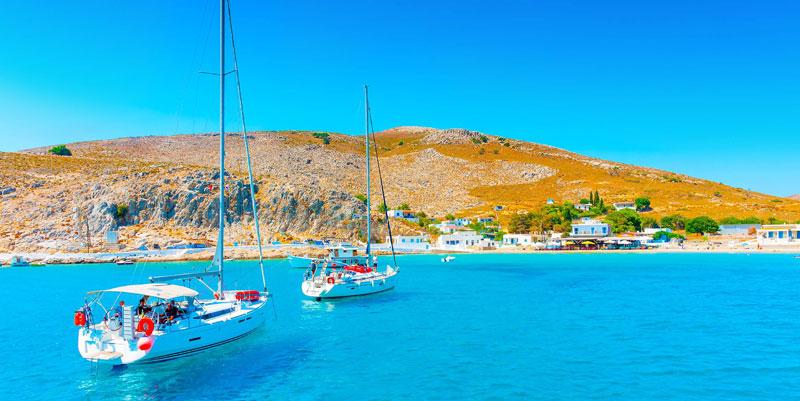 Круизы с Кипра в Грецию Кастелоризо