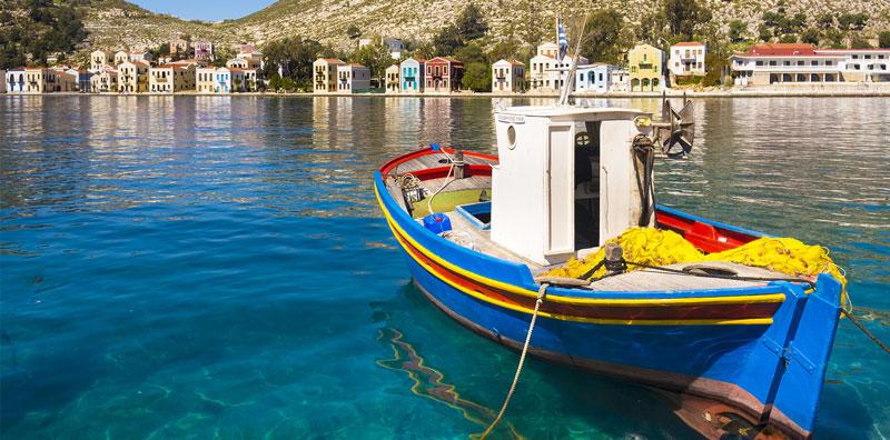 Туры на яхтах с Кипра на остров Кастелоризо