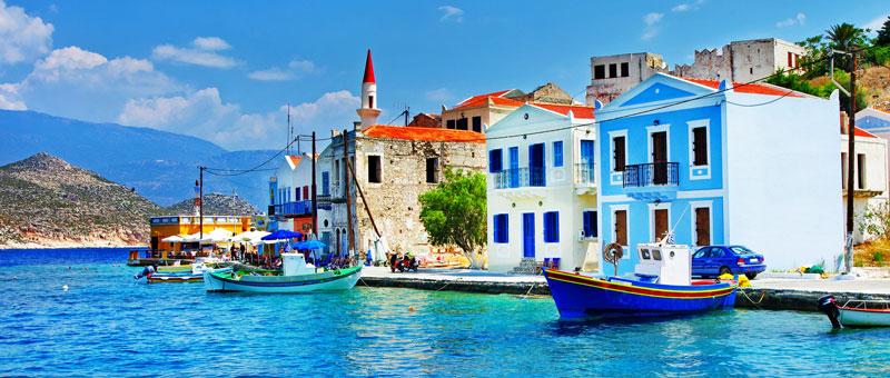 Туры с Кипра на Кастелоризо